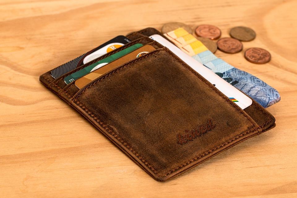 africká peněženka