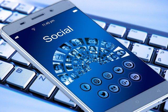 spojení přes mobil