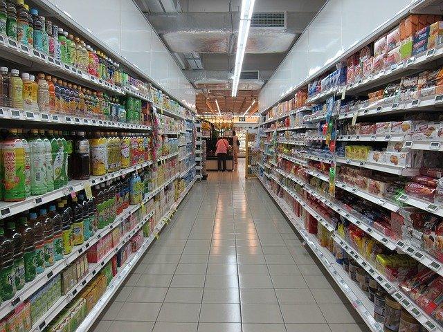 obchod potraviny